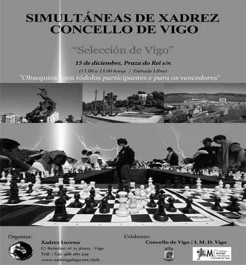 Simultáneas Concello de Vigo
