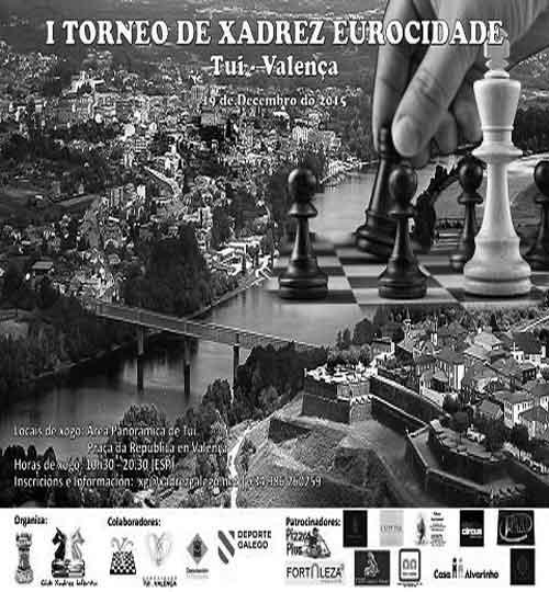 I Torneo de Xadrez Eurocidade Tui-Valença