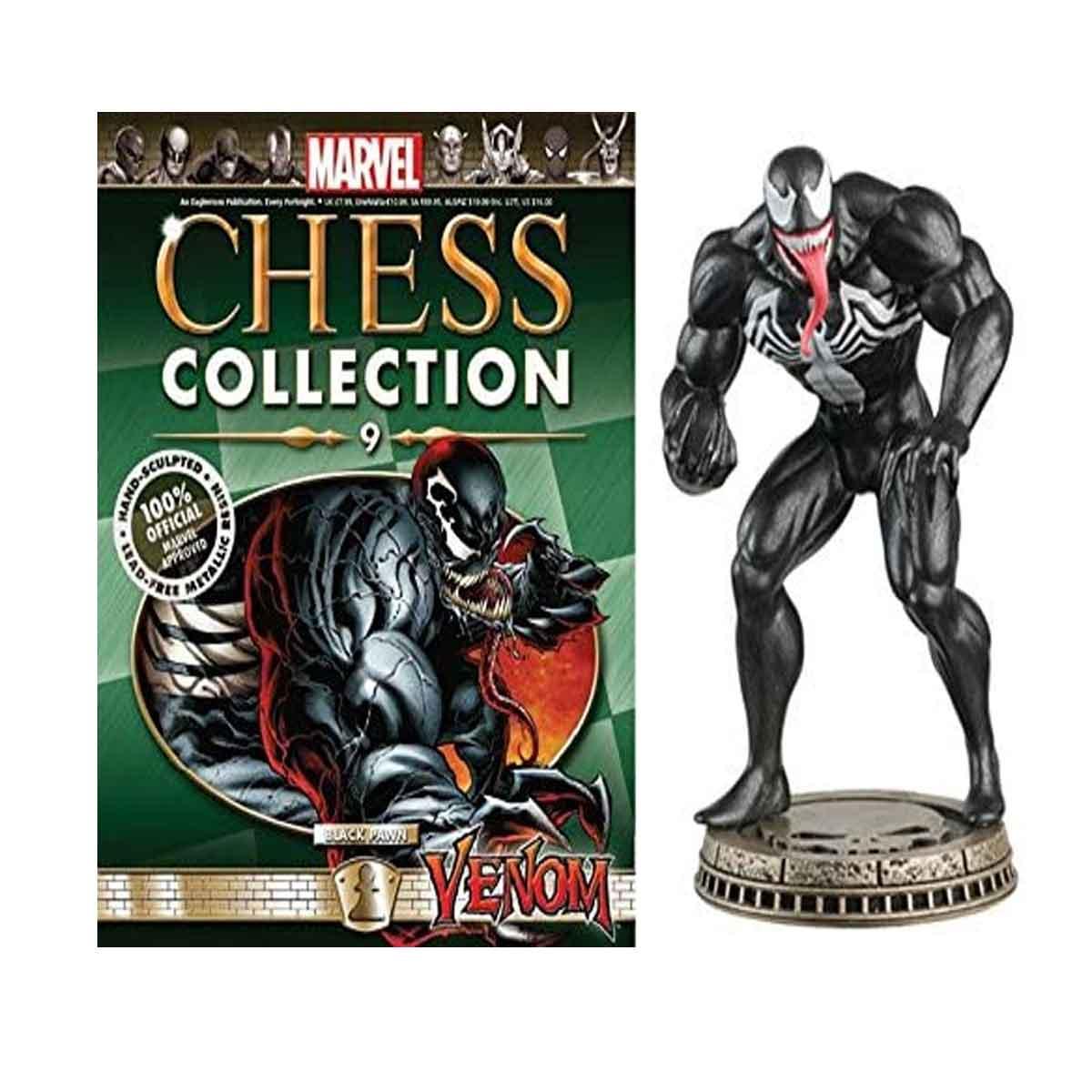 Marvel Chess Collection Nº 9 Venom