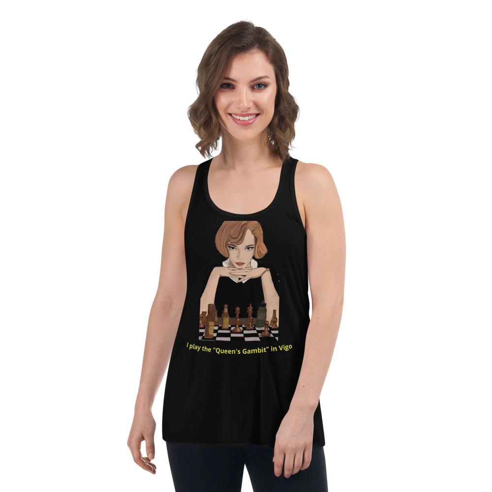 Camiseta deportiva holgada para mujer