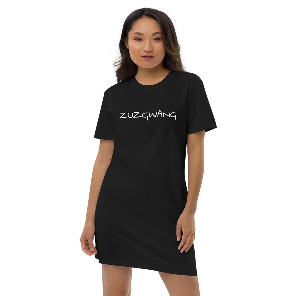Vestido camiseta de algodón orgánico