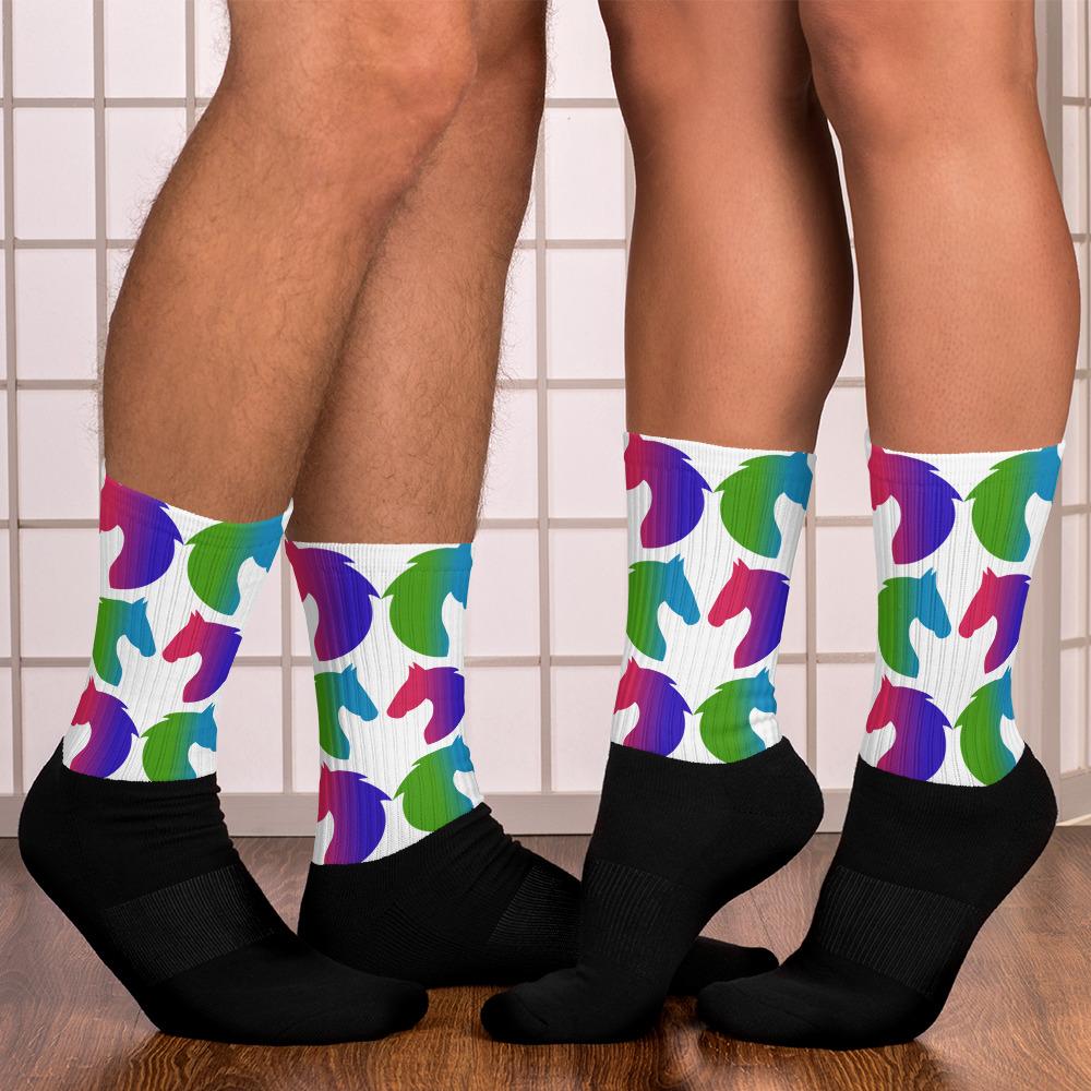 Calcetines Ajedrez
