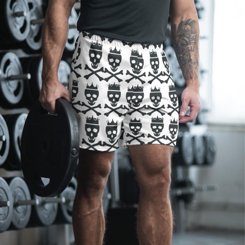 Pantalón corto Calavera