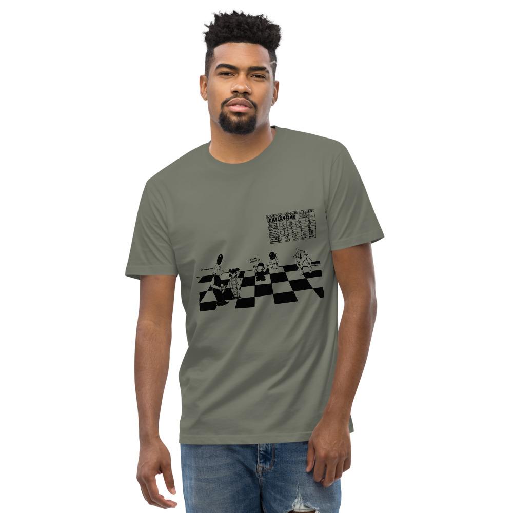 """Camiseta básica """"Evaluación"""""""