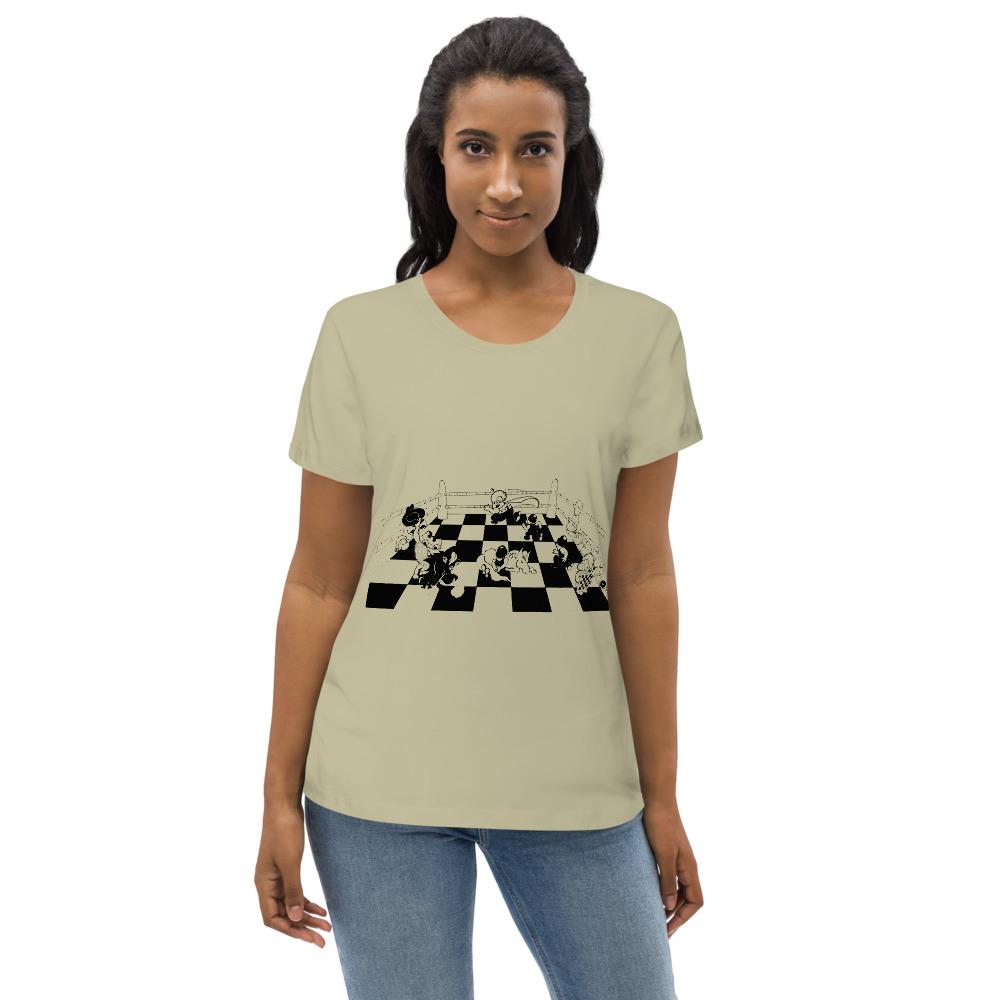 """Camiseta ecológica ajustada """"Ring"""""""